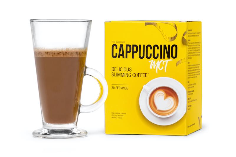 Cappuccino Mct préparer un café minceur