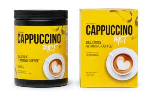 Cappuccino Mct bruleur de graisse pour maigrir et couper la fin